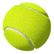 Tennis yellow