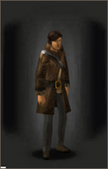 Replica Browncoat Jacket equipped female