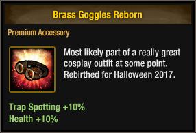 Brass Goggles Reborn