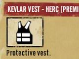 Kevlar Vest - HERC