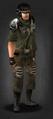 Tlsdz combat helmet black equipped