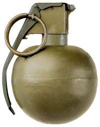 Hand Grenades (TLS:DZ)
