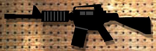 M4A1 (TLS1)