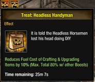 Tlsdz headless handyman treat