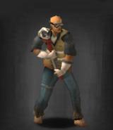 Wrench survivor