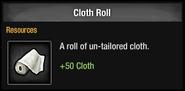 Cloth Roll