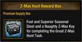 Tlsdz z-mas hunt reward box