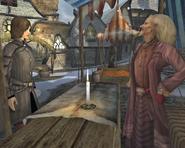Эйприл покупает зелья