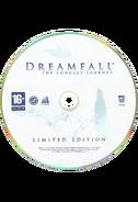 Dreamfall Limited Edition диск с игрой