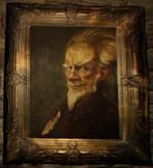 Dreamfall Chapters портрет клакса король некромант