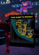 Карта в пропасти