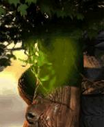 Дух леса стат