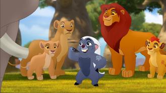 Bunga i rodzina królewska