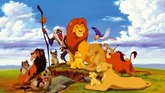 Król Lew wszystkie postacie