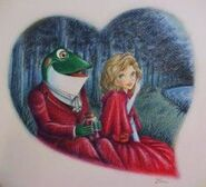 Froggy and Red