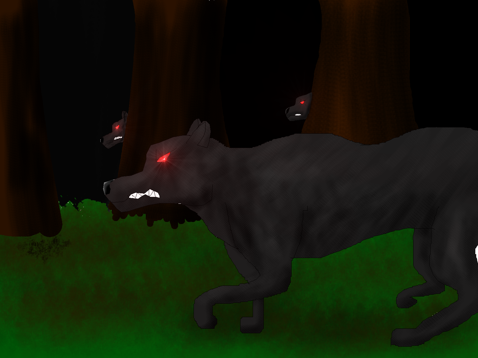 Big Bad Wolf Pack