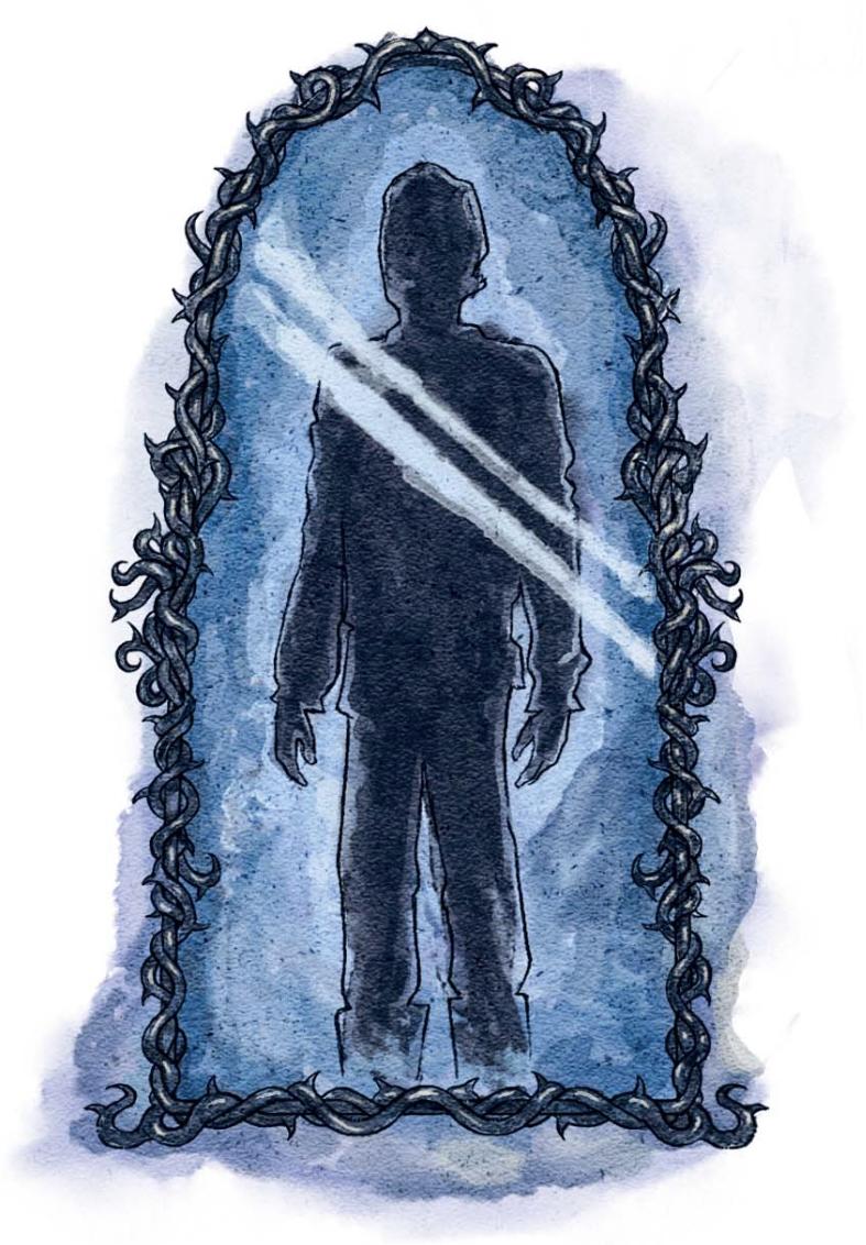 The Evil Queen's Magic Mirror