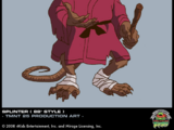 Maestro Splinter (Serie 1987)
