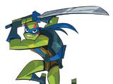 Leonardo (Rise of the TMNT)