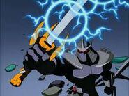 Tengu i Shredder
