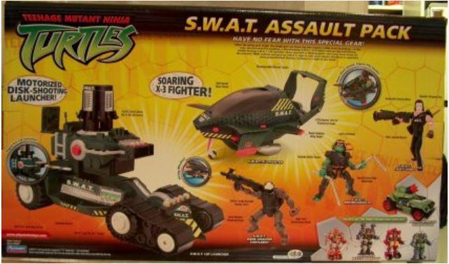 S.W.A.T. Assault Pack