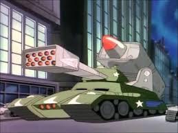 United States Army battletank