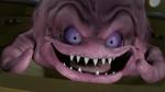 1987 Giant Krang evil laugh