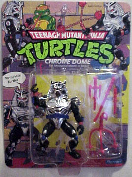 Chrome Dome (1991 action figure)