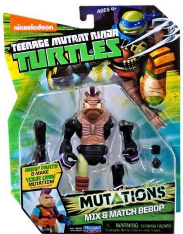Mutations Mix & Match Bebop (2015 action figure)