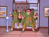 Crooked Ninja Turtle Gang (1987 TV series)
