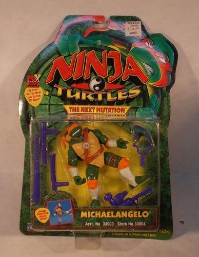 Michaelangelo (1997 action figure)