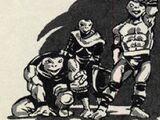 Ninja Turtles (Road Hogs)