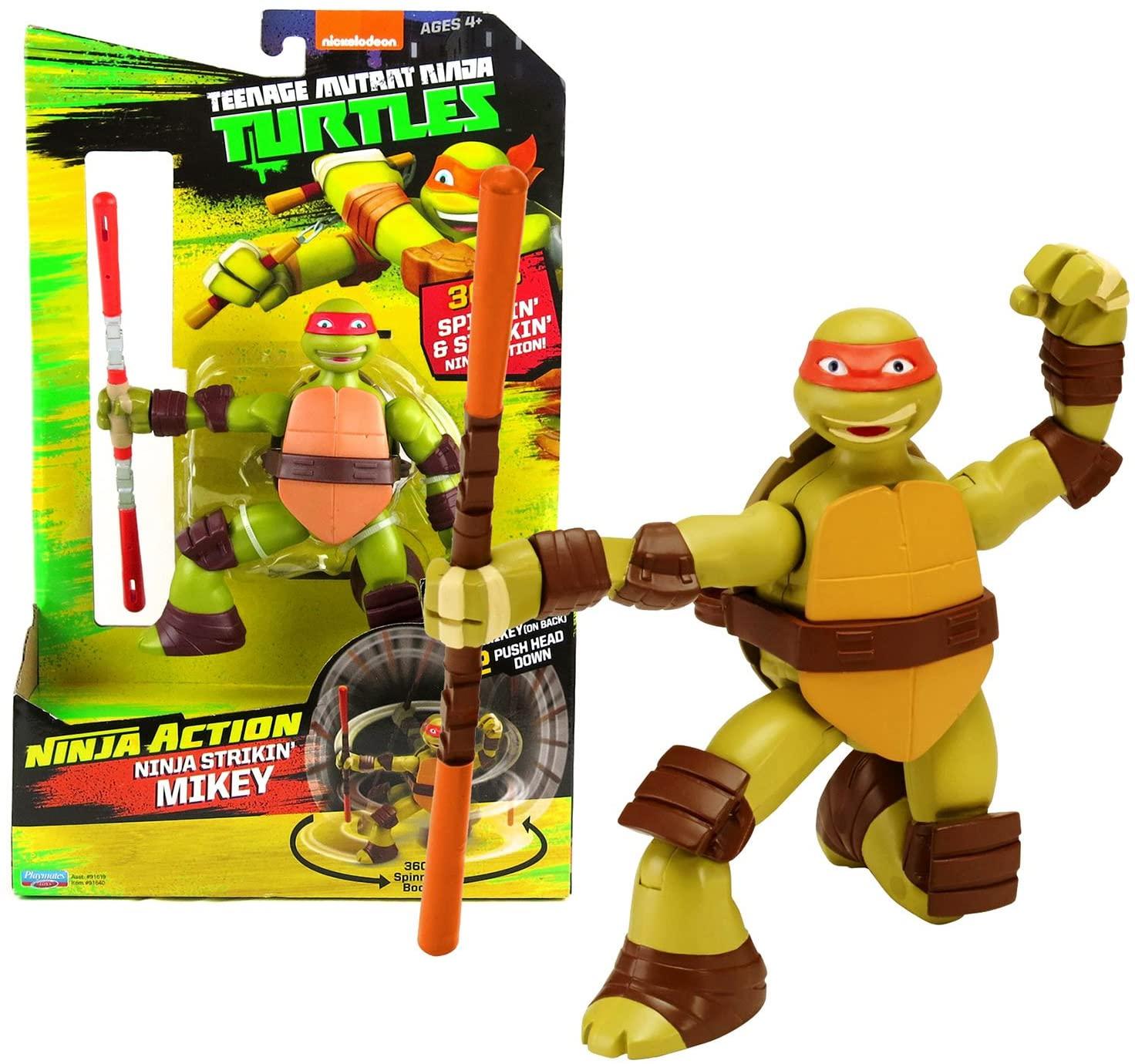 Ninja Strikin' Mikey (2014 action figure)