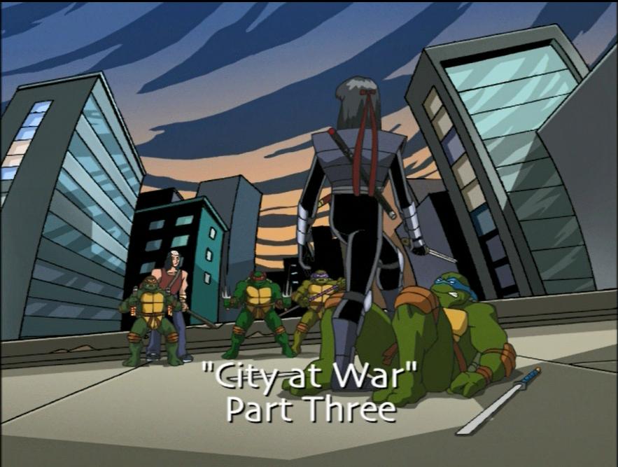 City at War, Part 3 (2003 episode)
