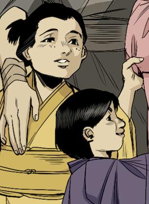 Hamato daughter