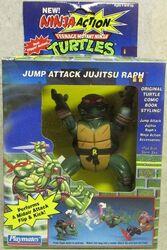Jump Attack Jujitsu Raph
