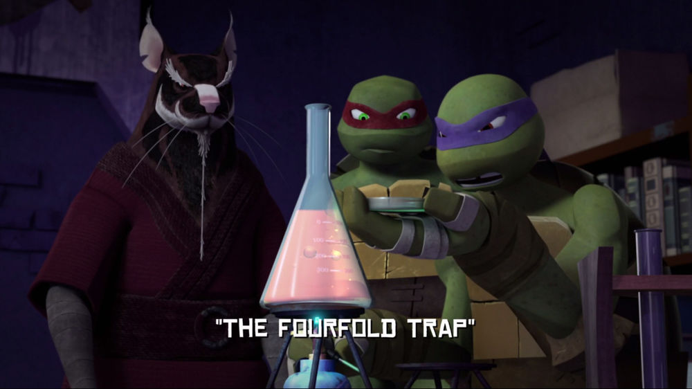 The Fourfold Trap