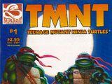 Teenage Mutant Ninja Turtles issue 1 (volume 4)