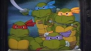 Turtle Power - The Definitive History of the Teenage Mutant Ninja Turtles - Trailer 1
