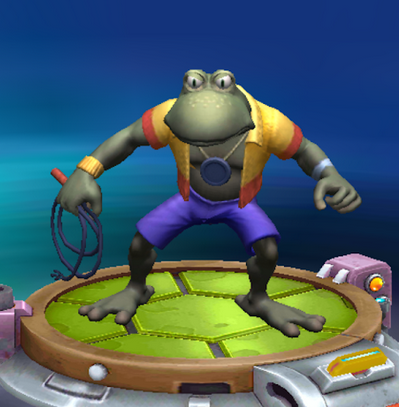 Napoleon Bonafrog (1987 video games)