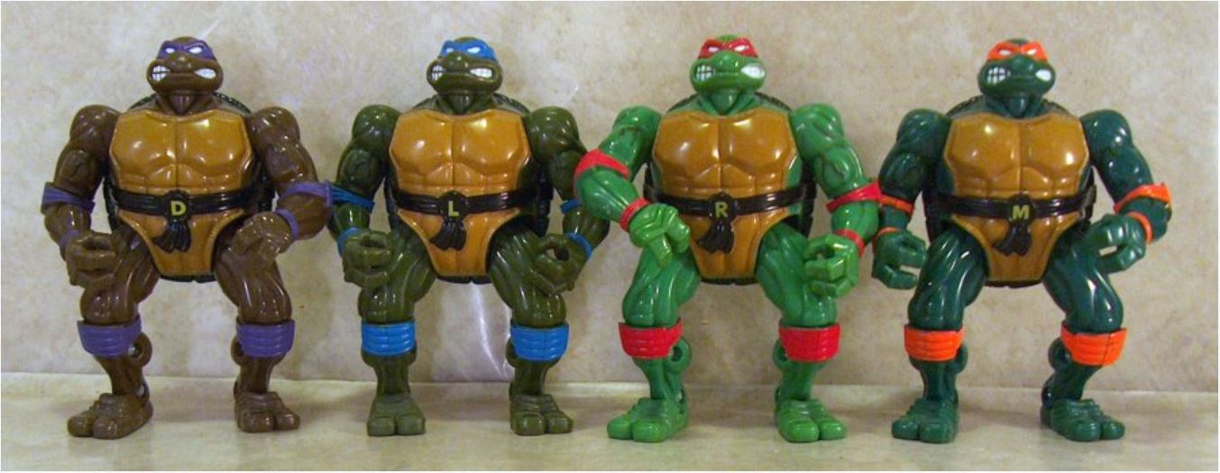 Coil Force Turtles