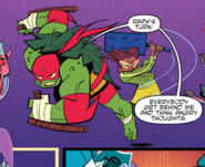 Raph and April