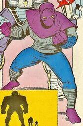 Regular Foot Soldier (Archie)