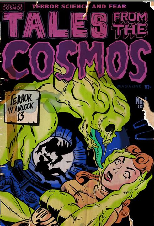 Tales from the Cosmos Comic Series