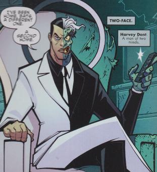 Harvey Dent (DC Animated Universe)