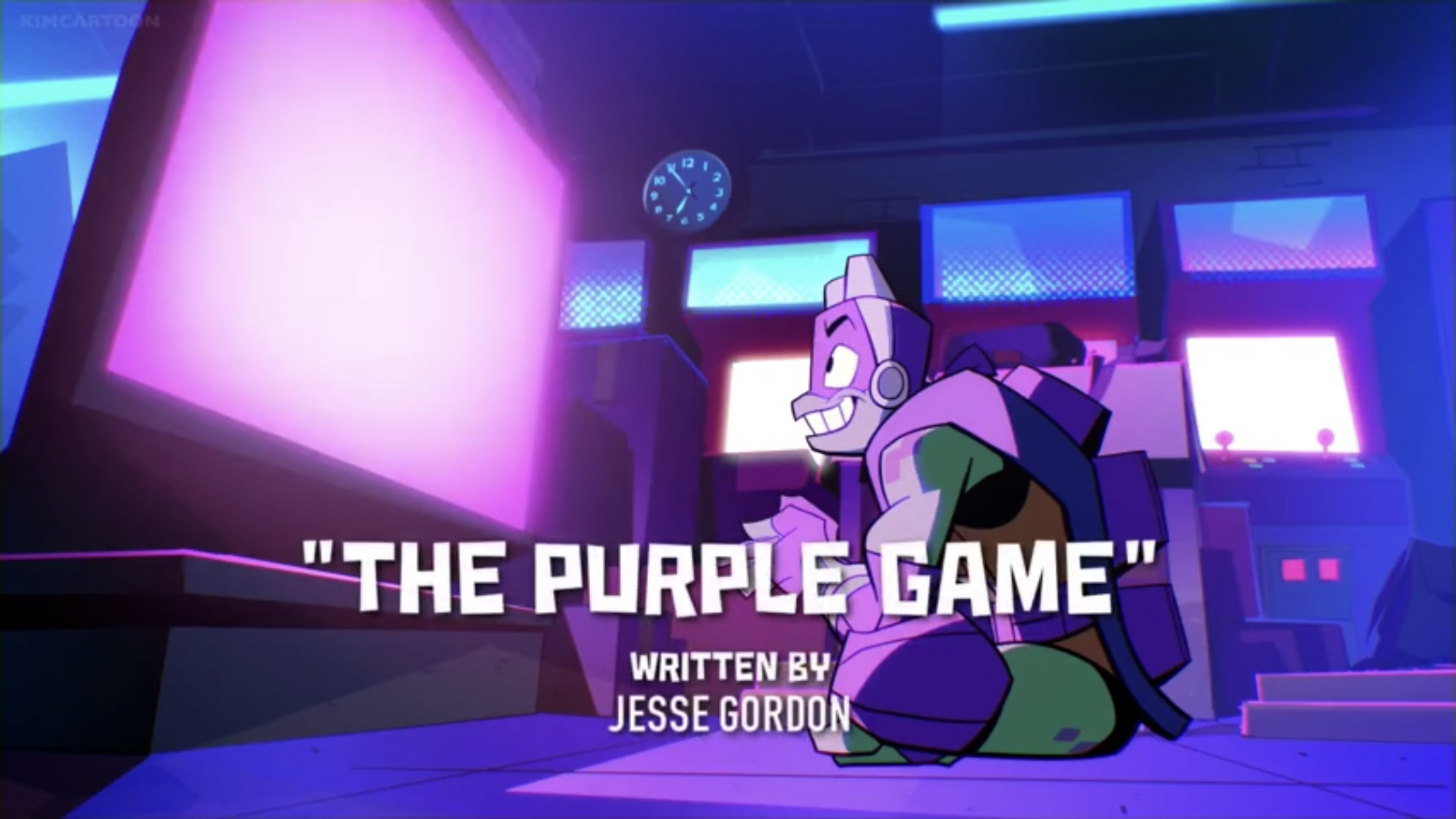 The Purple Game (episode)
