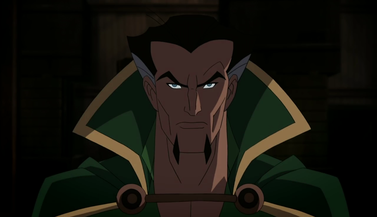 Ra's al Ghul (Batman vs. TMNT)