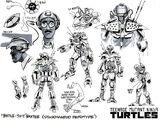 Baxter Stockman's Robotic Suit (2012 TV series)
