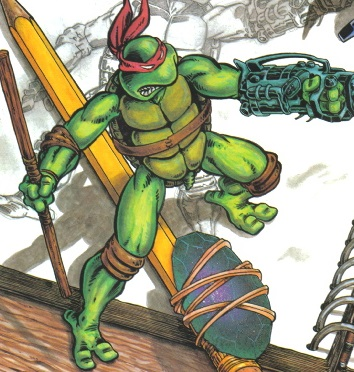 Donatello (Mirage)