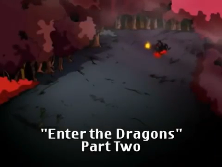 Enter the Dragons, Part 2